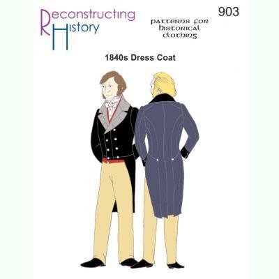 1840s Dress Coat