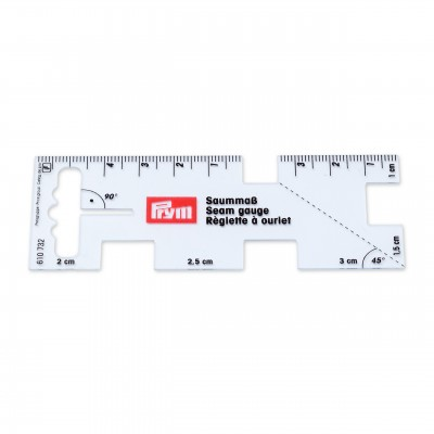 Quarter/seam rule - Prym