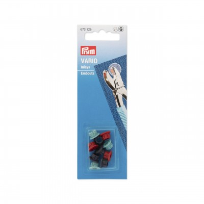 VARIO Inlays for VARIO pliers (replacement inserts) -Prym