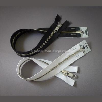 Nickel Free Open ended Zips - YKK