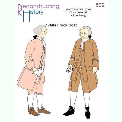 1760s Frock Coat