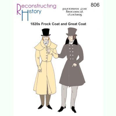 1820s Frock Coat