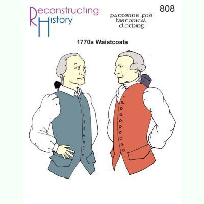 1770s-Waistcoats