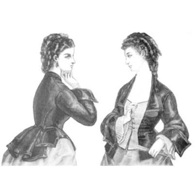 1872 Vest Basque