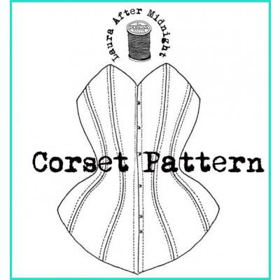 Eventide Corset Pattern
