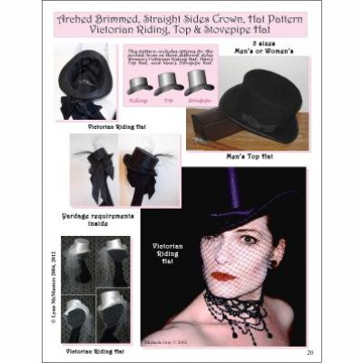Riding, Top or Stovepipe Hat