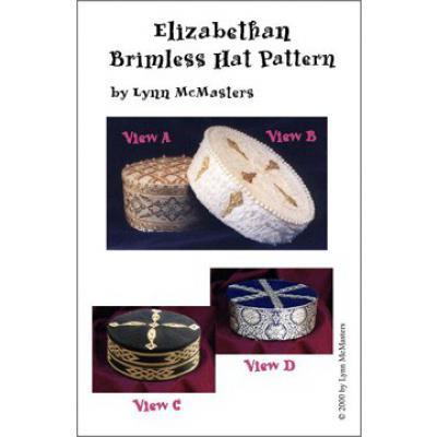 Elizabethan Brimless Hat Pattern