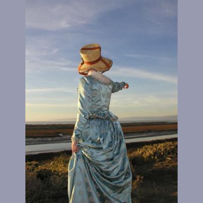 Early 19 Century Seaside Bonnet