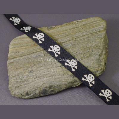Skull and Crossbones Ribbon