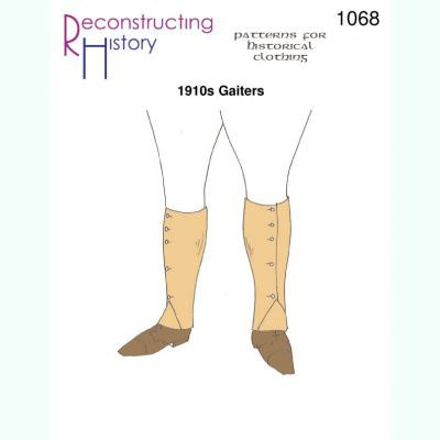 1910s Gaiters or Spatterdashes