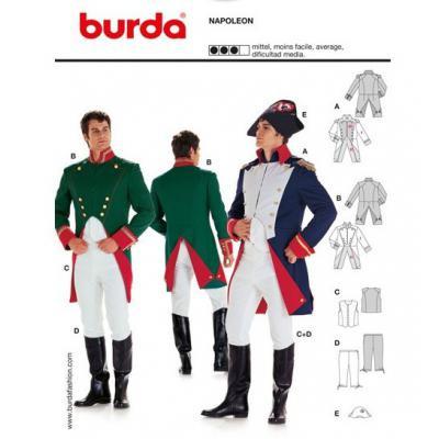 Burda Style Napoleon