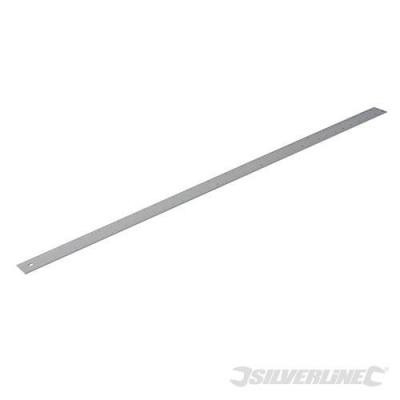 Aluminium Metre Ruler -  Heavy Duty