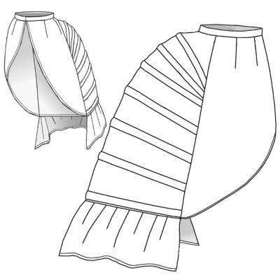 Imperial Tournure Kit