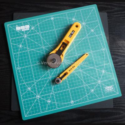 Rotating Cutting Mat - Prym Olfa
