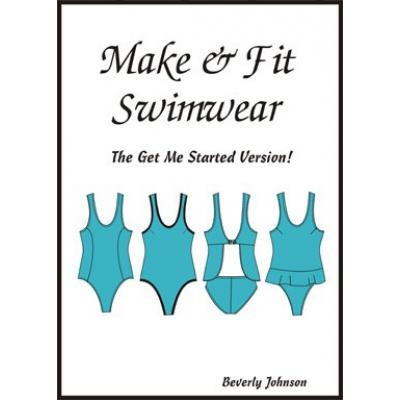 Make and Fit Swimwear by Beverly Johnson