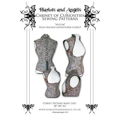 Harlots and Angels Steampunk Sewing Patterns > Steampunk > Home ...