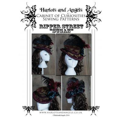 Susan Ripper Street Hat Pattern