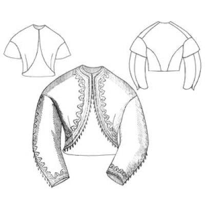 1864 Spanish Jackets