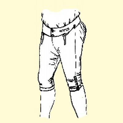 Fall-Front Breeches