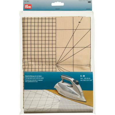 Ironing Board Cover with cm Scale - Prym