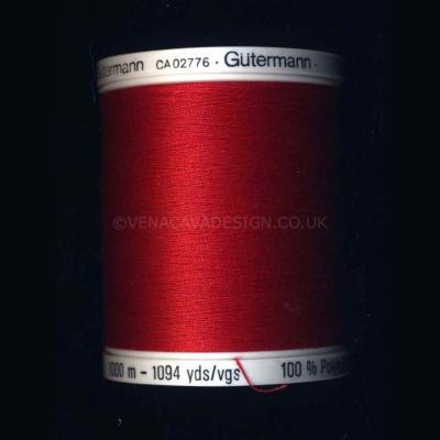 Gutermann Sew all Thread 500m reels
