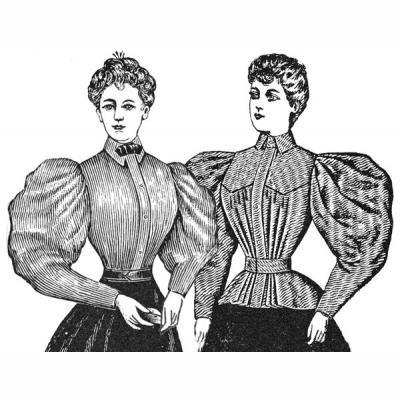 1894 Shirtwaists