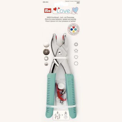 Prym Vario Pliers. Colour Snaps edition