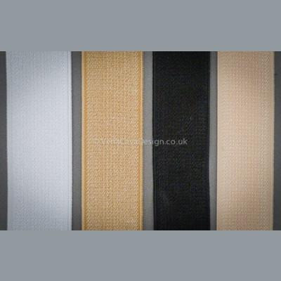 28mm Suspender Elastic