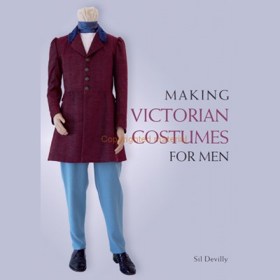 Making Victorian Costumes for men by Sil Devilly