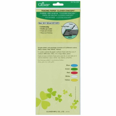 Tracing paper -Clover