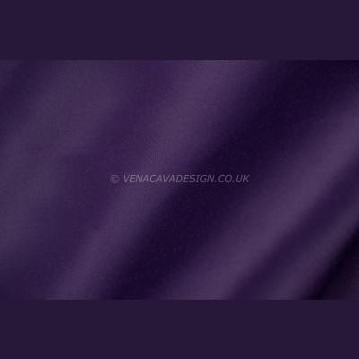 Heavy Purple Satin