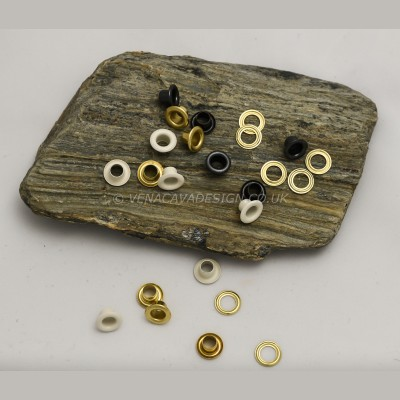 Long Stem Eyelets and Washers
