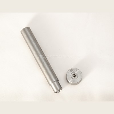 Long Stem Eyelets and Washers - Cutting and Setting tools