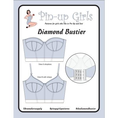 Diamond Bustier