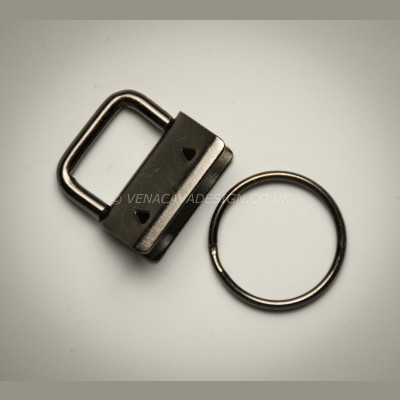Key Ring Clips and Ring Kit