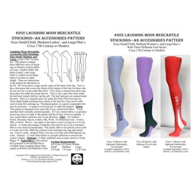 Stockings - An accessories Pattern