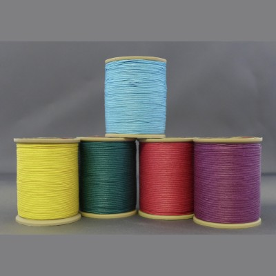 Fil Au Chinois Linen Cable Extra Glace  thread  (Waxed Lin Cable Extra)