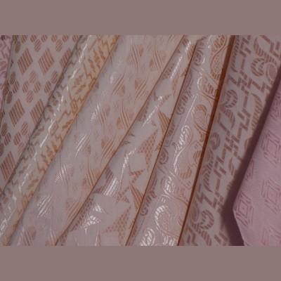 Vintage Corsetry/Lingerie Fabric samples Tea Rose/nude Lingerie Fabric-  Rare