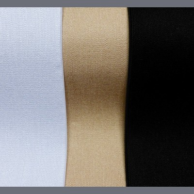 Wide Elastic Fabric  or Belting.