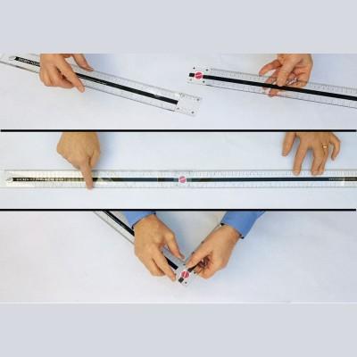 Shoben Folding Metre Stick